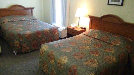 Bay Lodging Resort: Double Queen 4-person room