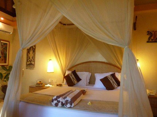 Puri Dajuma Cottages: Lovely bedroom