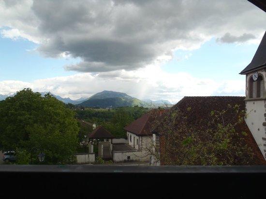 Logis Hôtel Restaurant Annecy Nord / Argonay: View