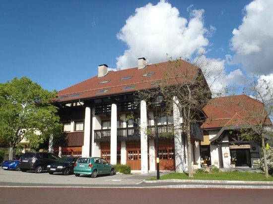 Logis Hôtel Restaurant Annecy Nord / Argonay: Hotel