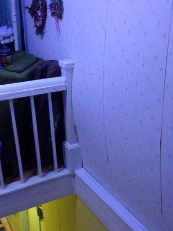 Bellwood Inn Bed & Breakfast : mur