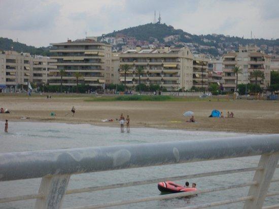 Adia Hotel Cunit Playa: Segur de Calafell, pueblo acogedor y tranquilo