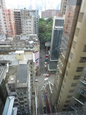 Hotel Panorama: View from the room