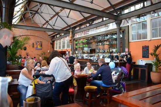 The Market Bar: The bar