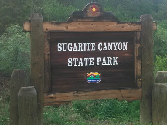 Sugarite Canyon State Park : A very short drive from Raton, N.M.