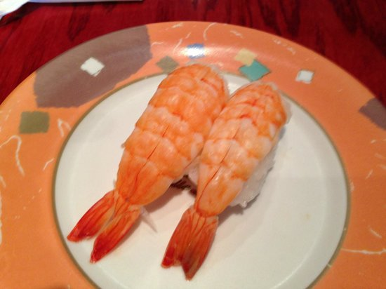 Sushiville: Shrimps!
