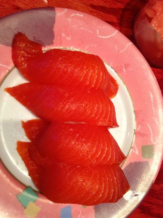 Sushiville: Sockeye Salmon