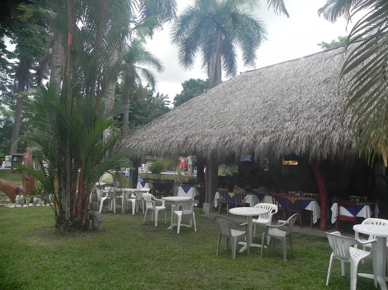 Beach Break Resort : Restaurant