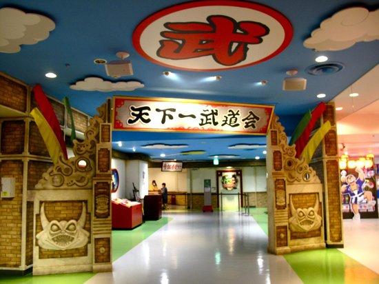 NARUTO AREA 3 - Picture of J-WORLD TOKYO, Toshima - TripAdvisor