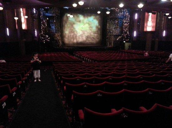 Stalls Post Show Picture Of Apollo Victoria Theatre