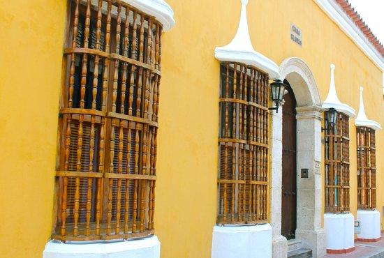 Hotel Casa Gloria: Fachada