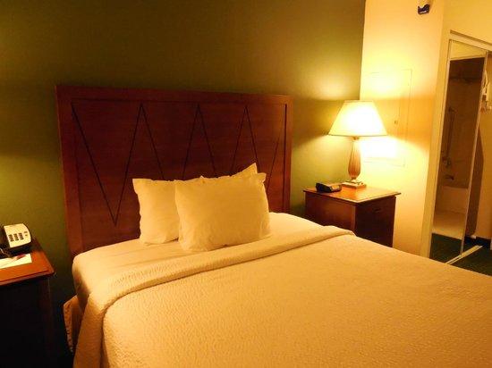 Residence Inn San Antonio North/Stone Oak: Bedroom