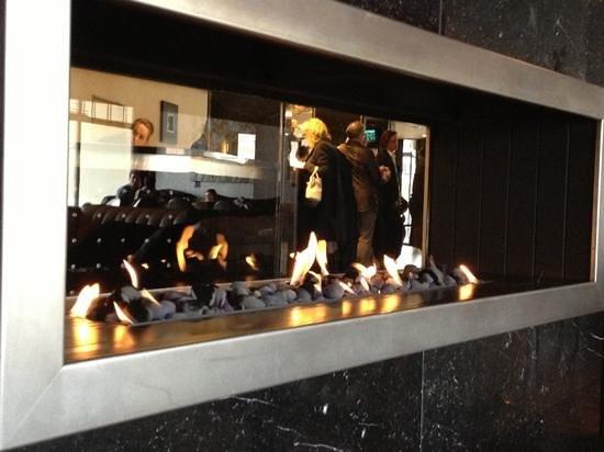 Wyndham Apollo Hotel Amsterdam: fuoco