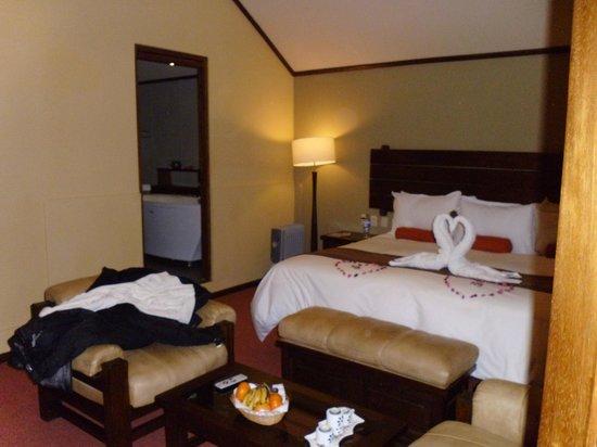 Hotel La Cabana Machu Picchu: suite