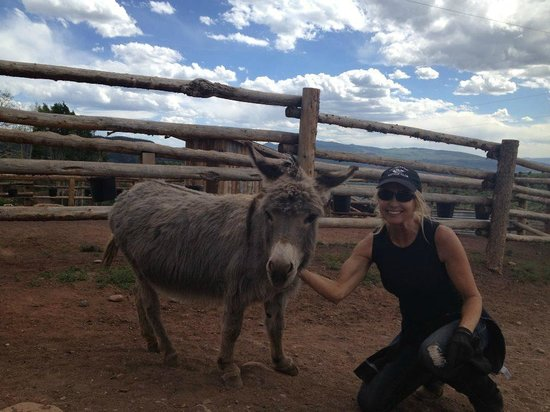 Black Mountain Ranch: Me and Josephine