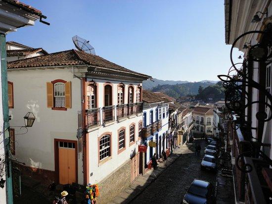Bobadela Street: Vista da Rua Conde de Bobadela