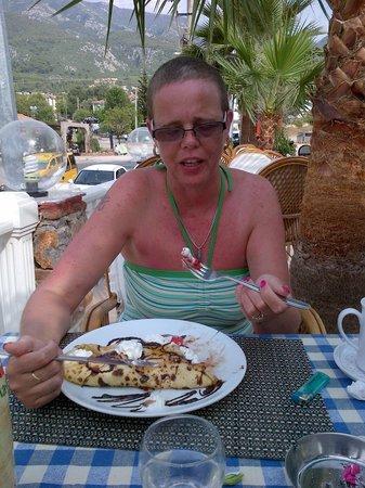 Mirage Hotel Restaurant & Bar: Pancake heaven at the Mirage