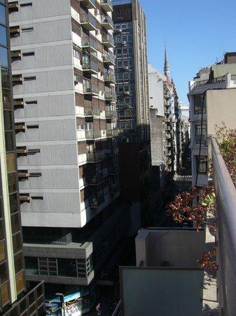 Hotel Reconquista Garden: Vista da Piscina