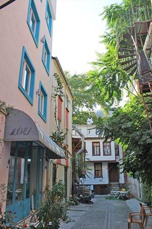 Minel Otel: ホテルの外観
