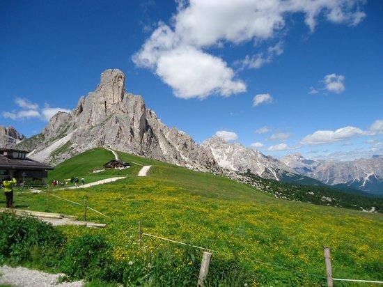 Passo Giau: Splendide Dolomiti