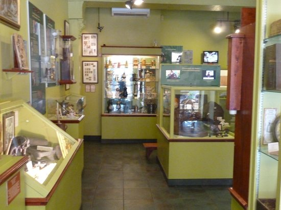 Erico - Creative Chocolate Shop and Chocolate Museum : The museum