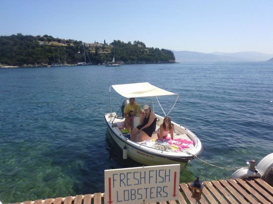 Lavrion Studios: Boat Hire for the day