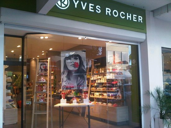 Yves Rocher: front