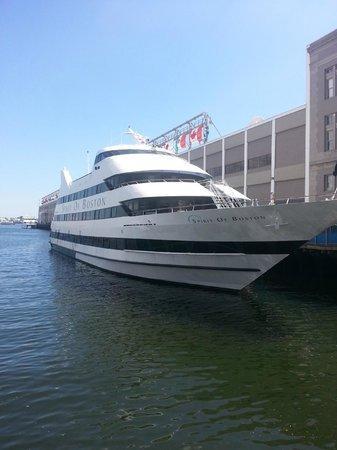 Spirit of Boston: The Ship