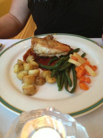 The Gables: Roasted Chicken