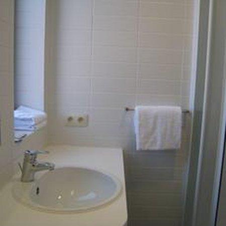 Century Hotel: 洗面台