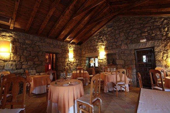 Interior de La Garnacha