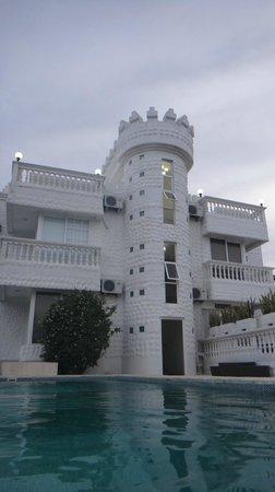 Hotel Boutique Le castel blanc: Coisa linda