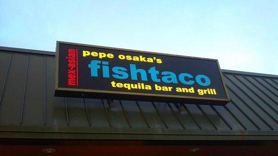 Pepe Osaka's Fishtaco