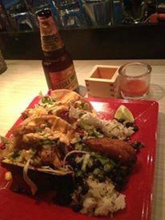 Pepe Osaka's Fishtaco : yumm tacos!