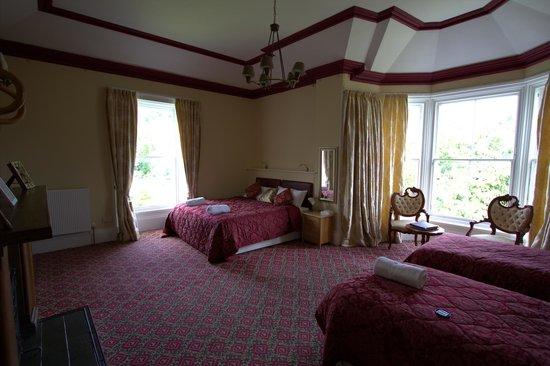 Glenbank House Hotel: Family Room (Room 6)