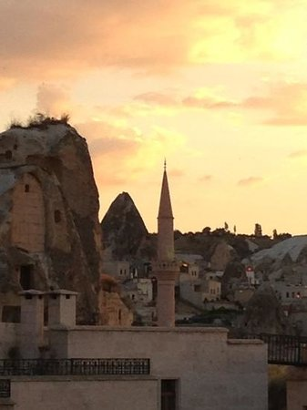 Cappadocia Cave Suites: Beautiful view!!