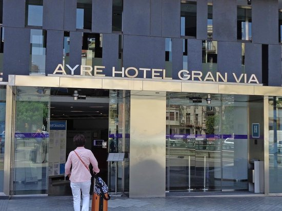 Ayre Hotel Gran Via Barcellona