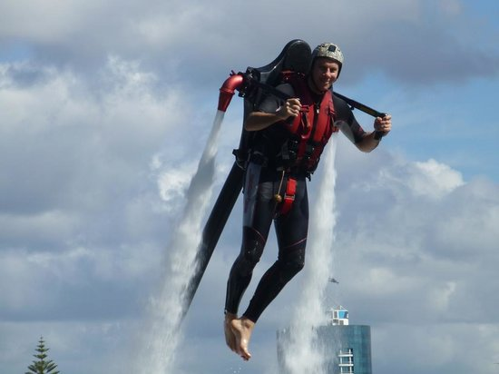Jetpack Flyboard Adventures: You gotta try this!!!