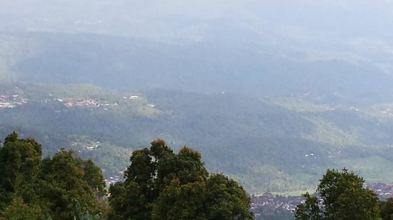 Ngiring Ngewedang : The view from the restaurant