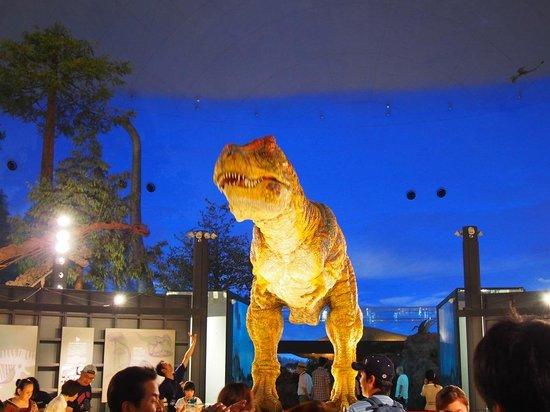 Matsuya Sensen: 恐竜博物館
