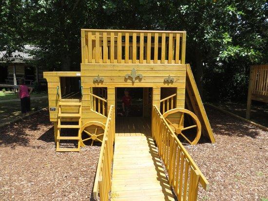 Burritt on the Mountain: Cinderella's Play Area