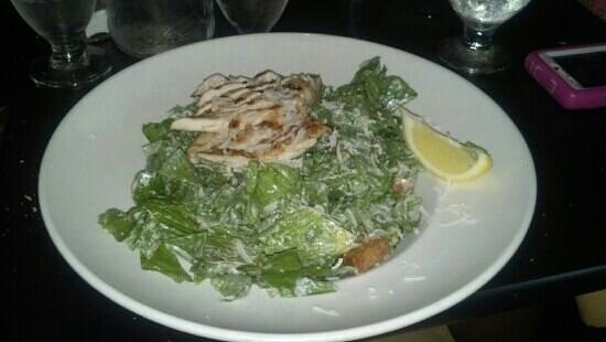 Dana's Grillroom: chicken Cesar salad