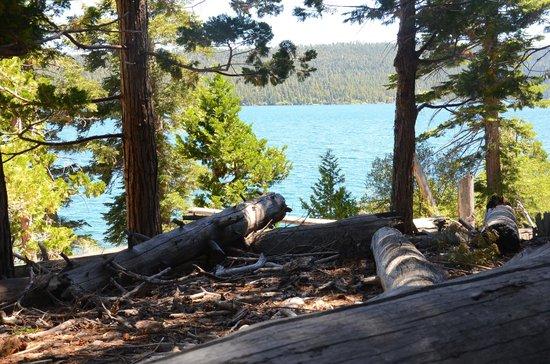 Wanna Ride Tahoe Bike Shuttle & Tours: Fallen Leaf Lake