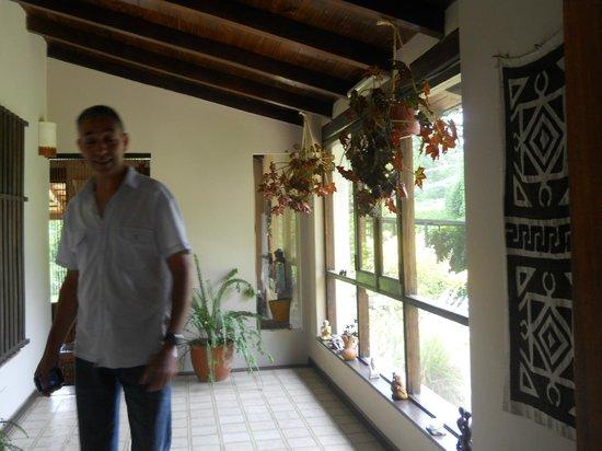 Casa Hernandez: cada rincon tiene una vista o un objeto que te llama la atencion!
