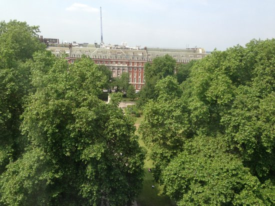 Millennium Hotel London Mayfair: amazing view from junior suite