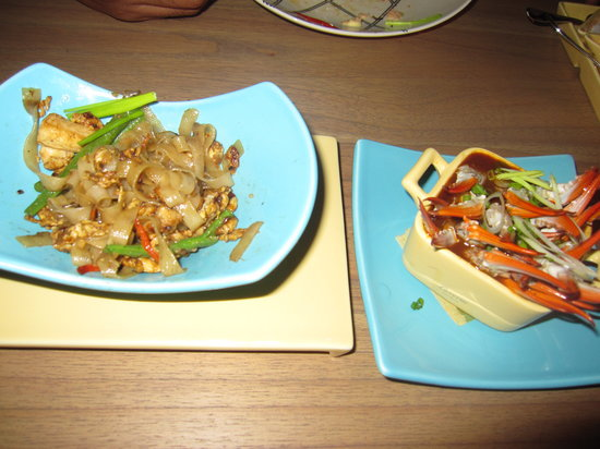Tapa Nusa Dua : yummy sweet chilli crab claw