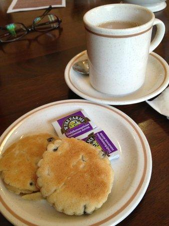 Caffi Padarn,welsh teacake