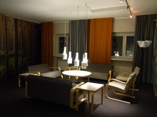 Hotel Helka: 共有スペース