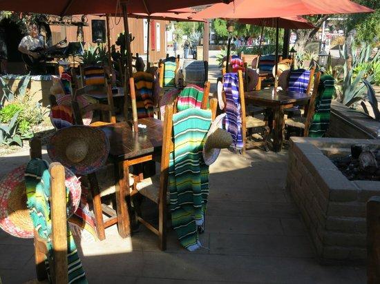 El Patio De Old Town: Outdoor Patio Dining Area