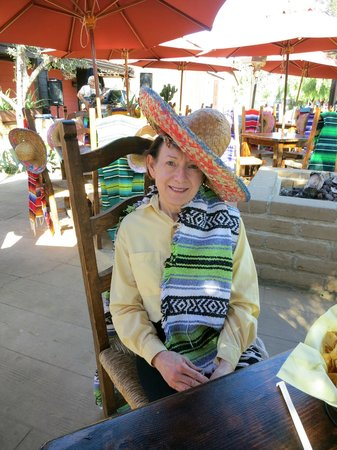 El Patio de Old Town: Getting into the spirit of things